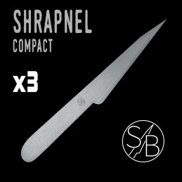 Shrapnel Compact - Set of 3