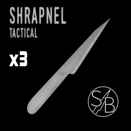 Shrapnel Tactical - Kit de 3