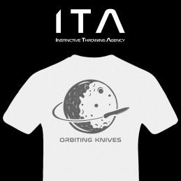 ITA Orbiting Knives t-shirt