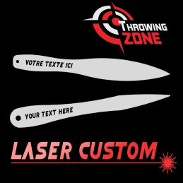 Laser customization