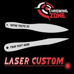 Personnalisation laser