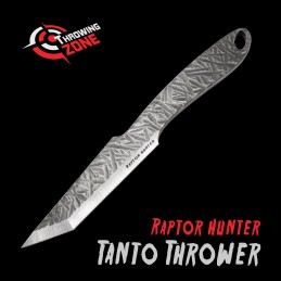 Raptor Hunter Tanto Thrower