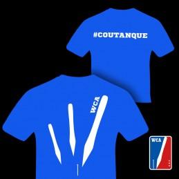 Blue Coutanque t-shirt