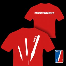 Red Coutanque t-shirt