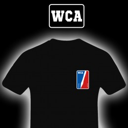 WCA t-shirt