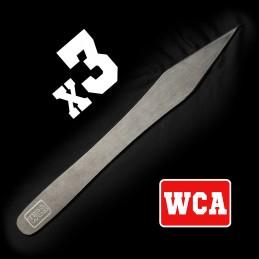 Coutanque WCA Naja - Kit de 3