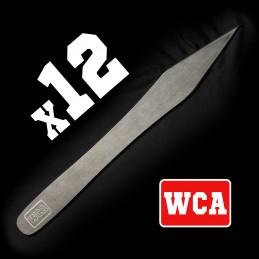 Coutanque WCA Naja - Kit de 12